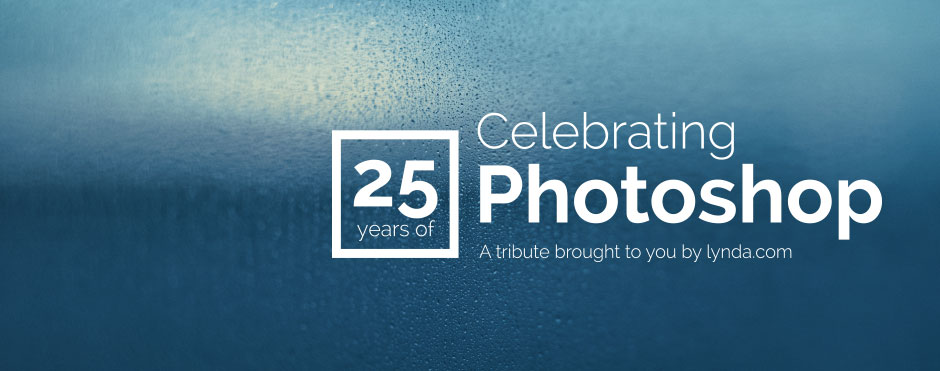 Photoshop 25th Anniversary