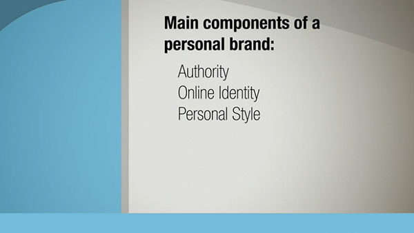 Your Personal Brand
