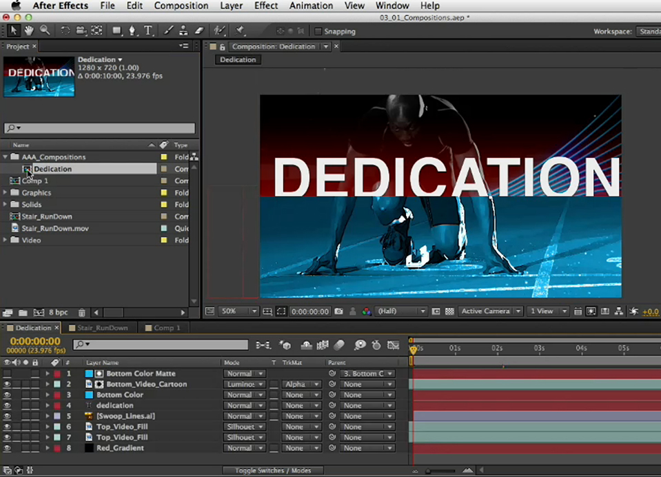After Effects CC Essential Training