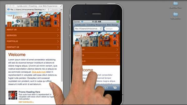 Creating a Responsive Web Experience
