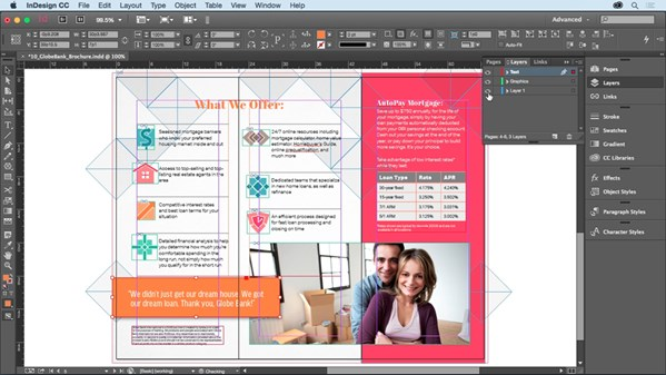 InDesign CC Essential Training